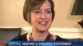 Local woman runs environmentally-conscious fashion line