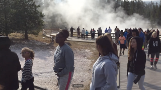 Yellowstone to open Wyoming entrances, Montana to stay closed for now