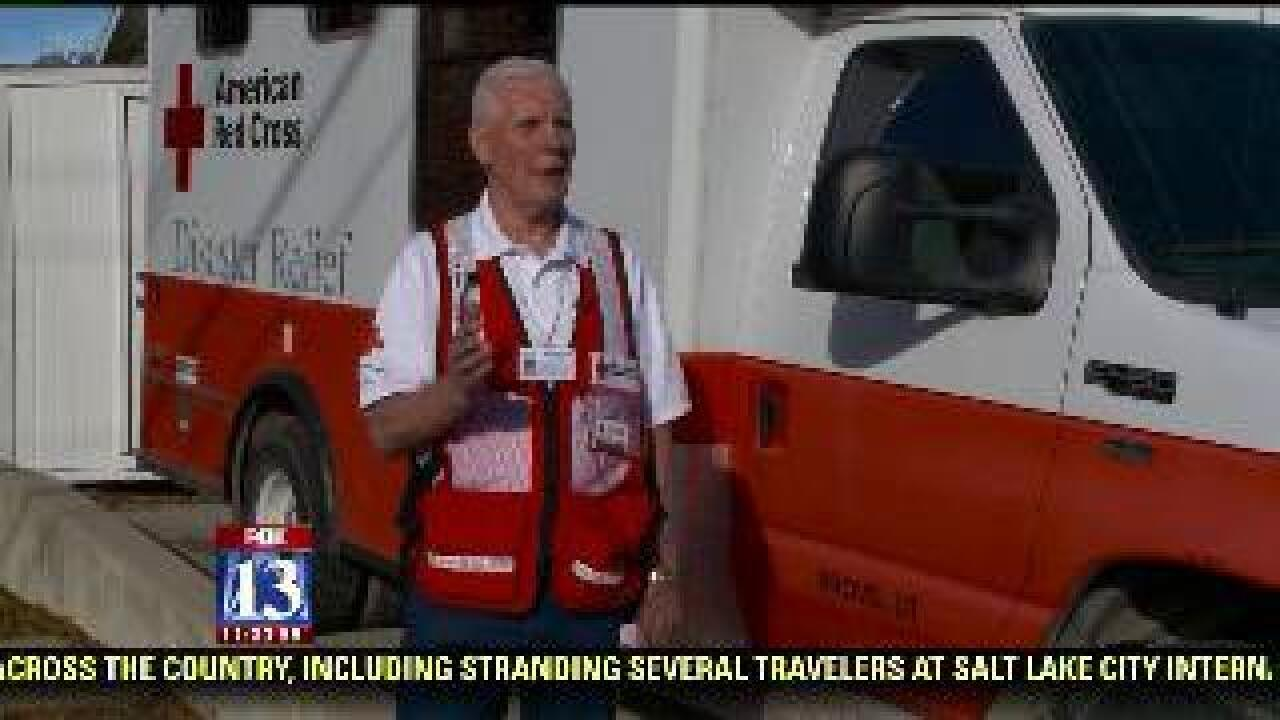 Utah volunteers head east to help hurricane victims