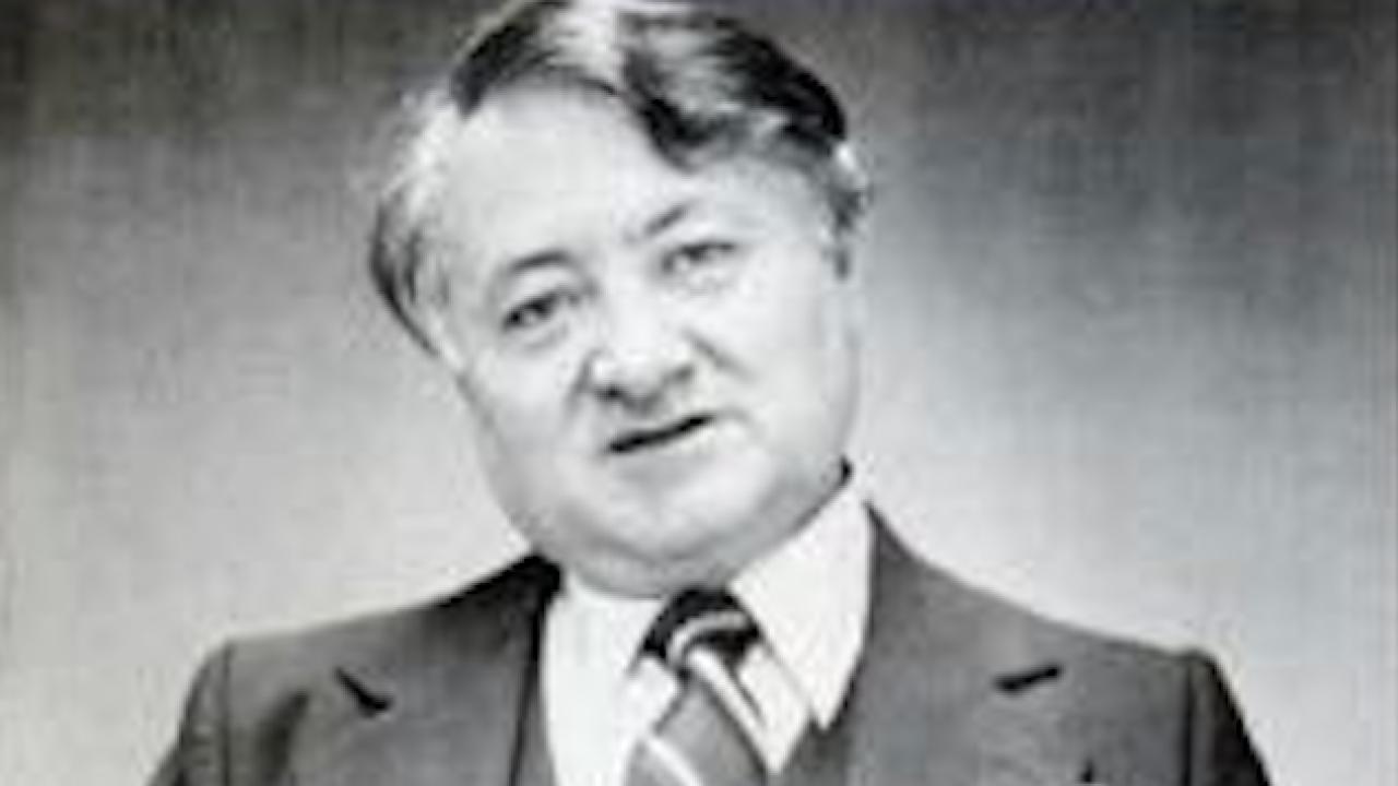 Dr. Stephen Hornstein in 1979