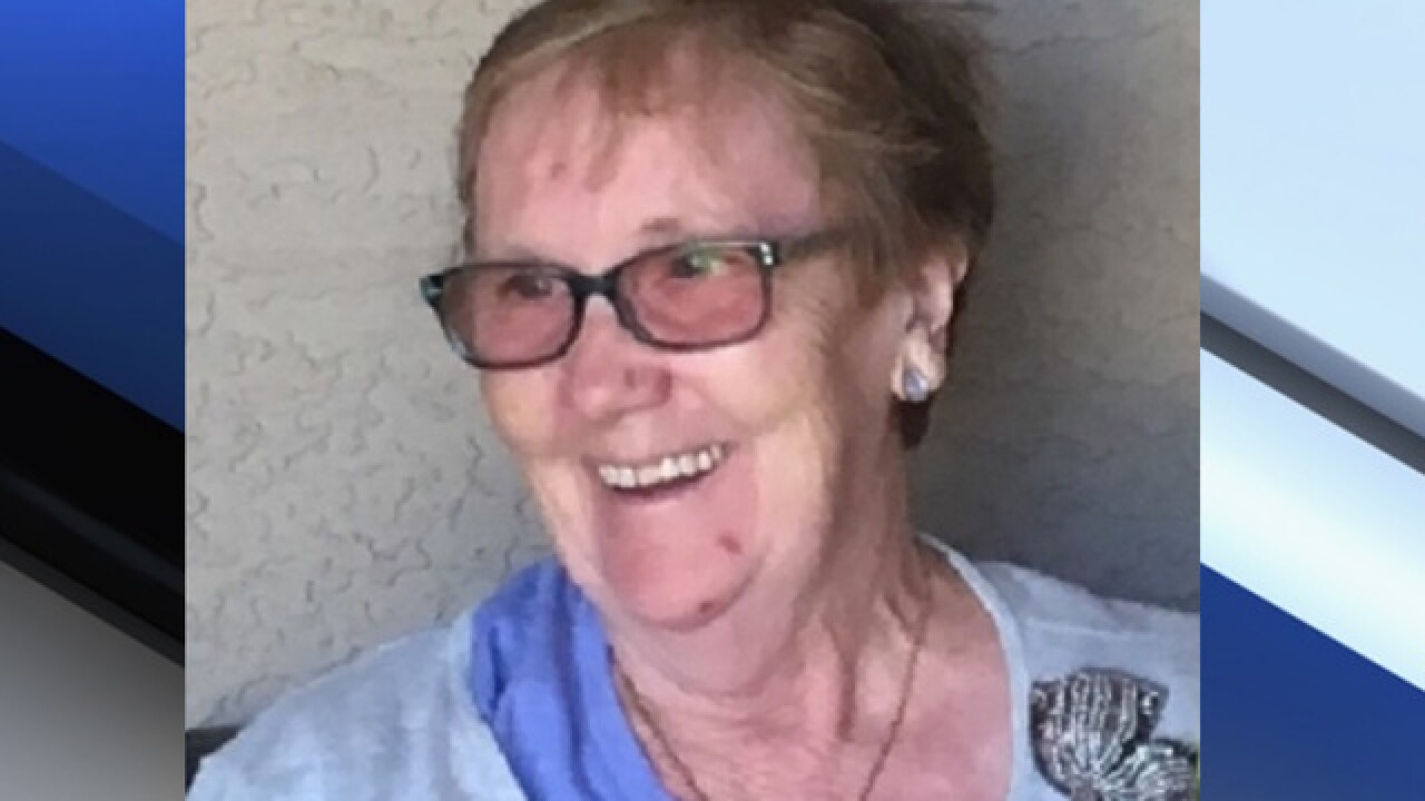 Seen her? Barefoot woman, 70, missing in Mesa