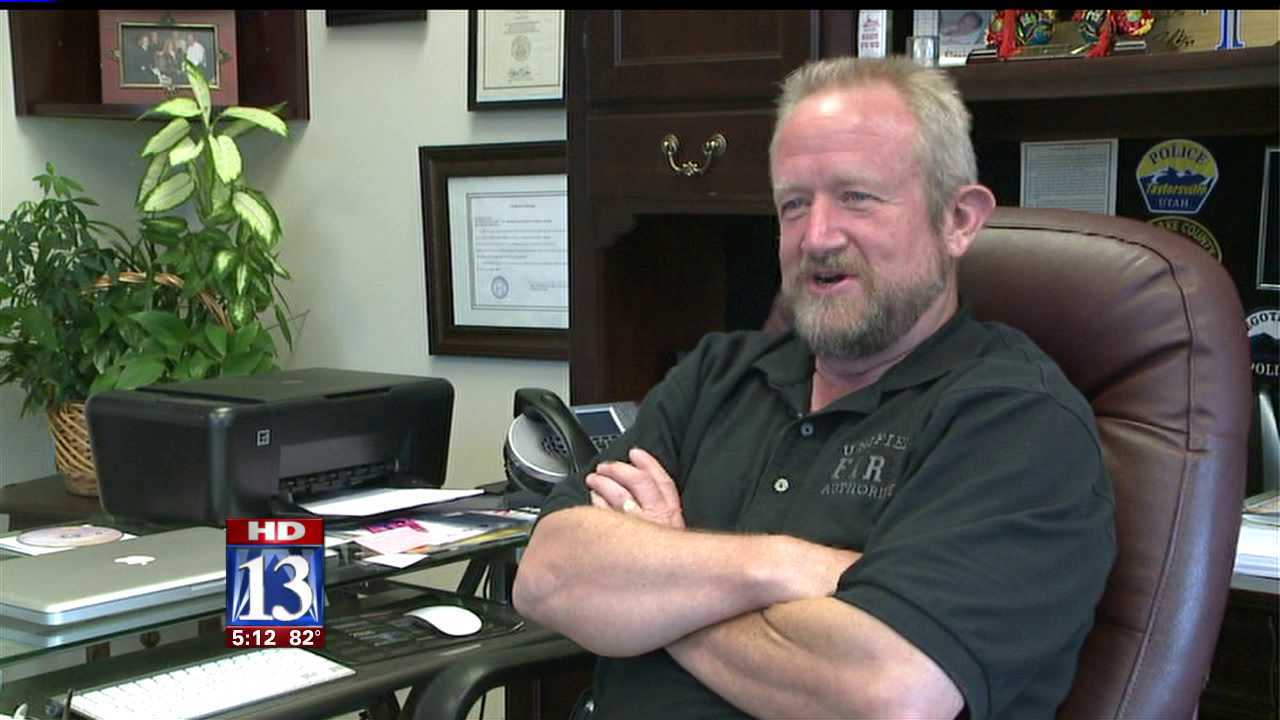 Taylorsville mayor drops 52 pounds in fitness challenge