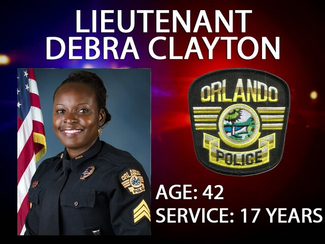 PHOTOS: Florida officers lost in the line of duty in 2017