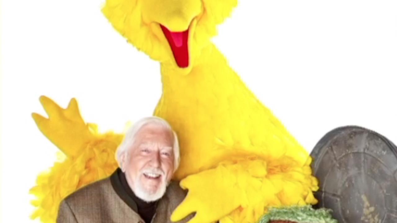 Big Bird actor Caroll Spinney dies, Sesame Street honored at Kennedy Center