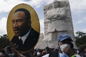 Racial Injustice March On Washington