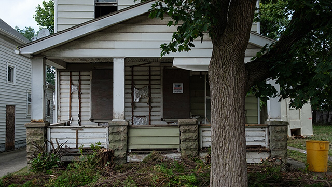 How the Land Bank revitalizes vacant homes