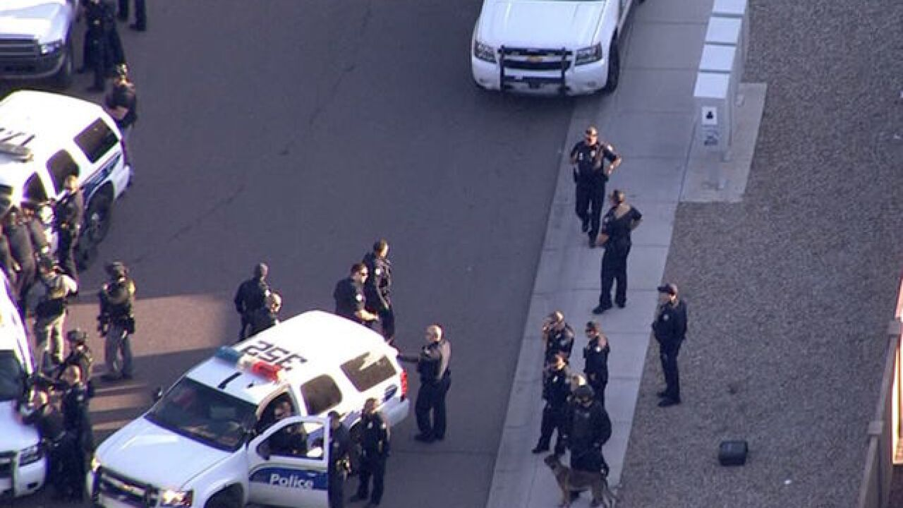 Police release name of man killed in shooting involving officers in south Phoenix