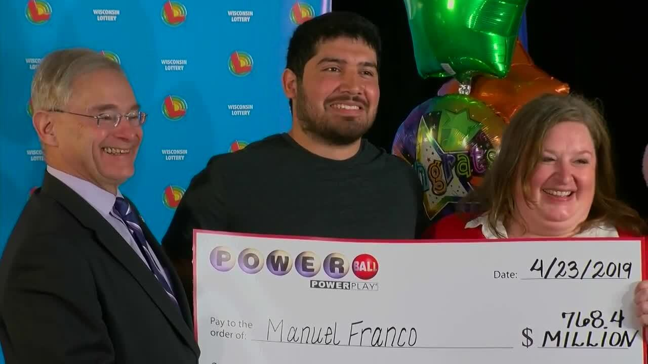 24-year-old man comes forward to claim $768M Powerball prize
