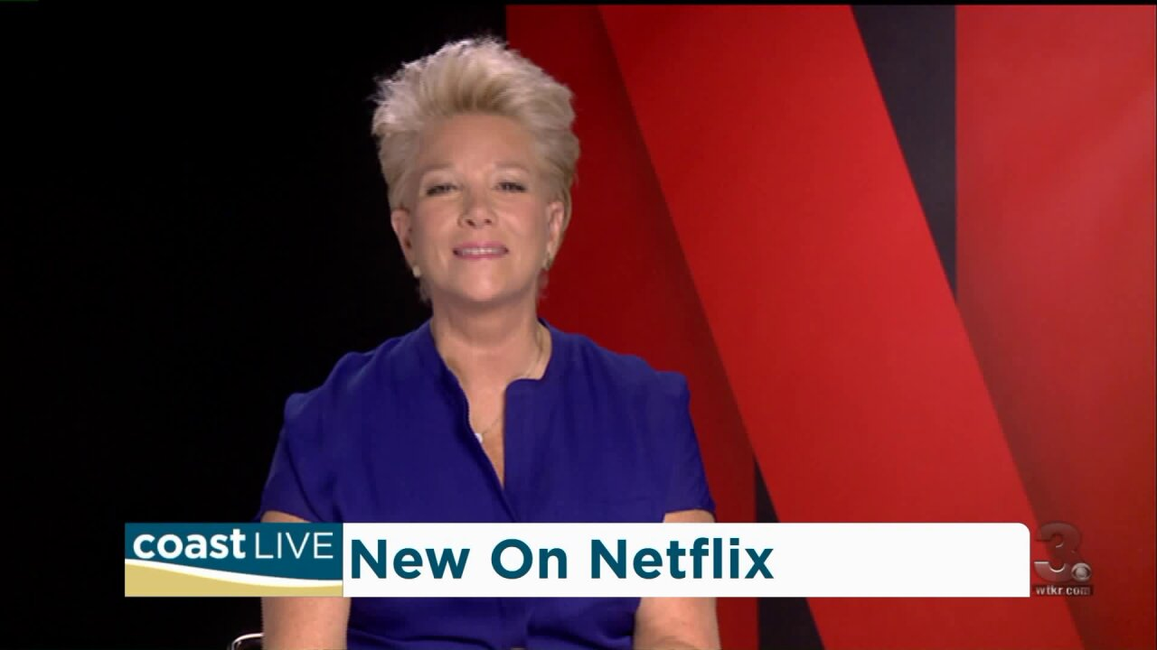 Joan Lunden previews the coming month on Netflix on Coast Live