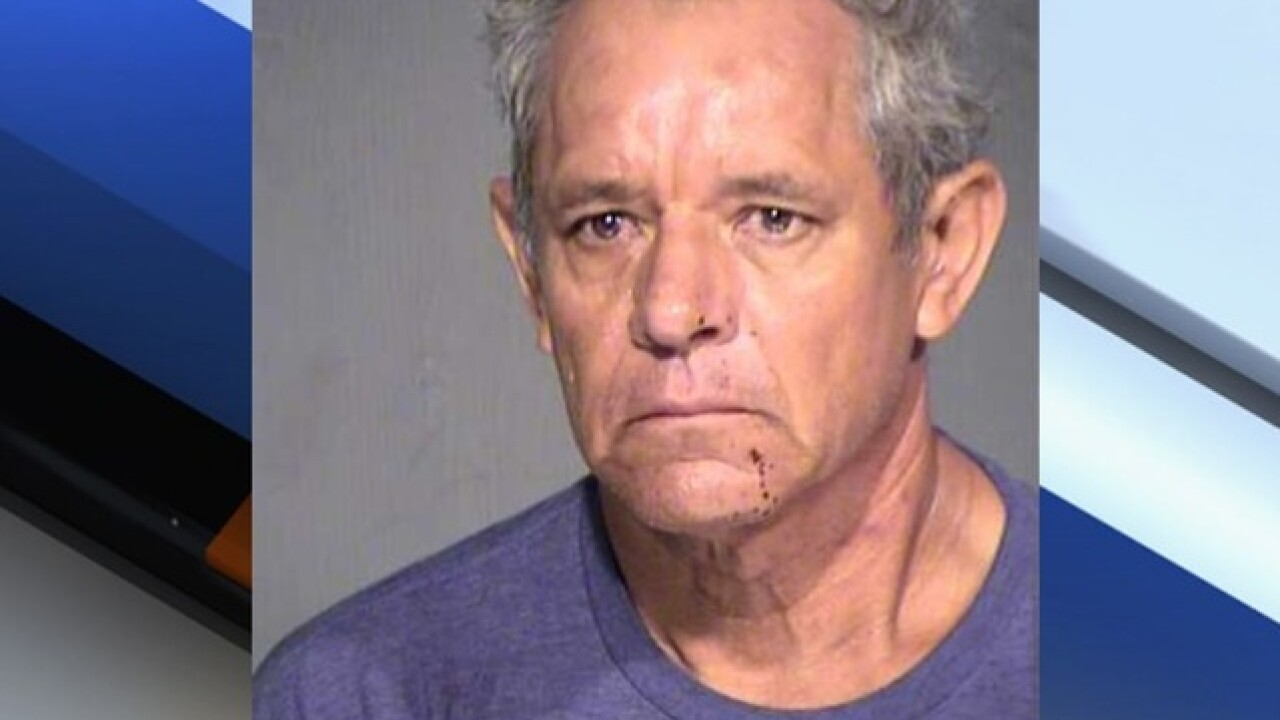 Goodyear PD: Worker fends off knife attack with a portable air conditioning unit
