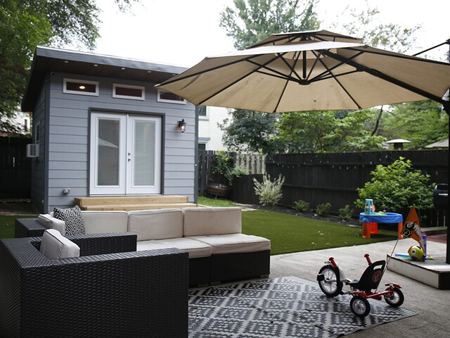 Home Tour: Couple's bike ride led to this perfect Covington property