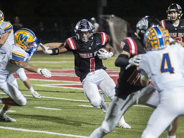Indian Hill tops Mariemont by 3 on Thursday night showdown