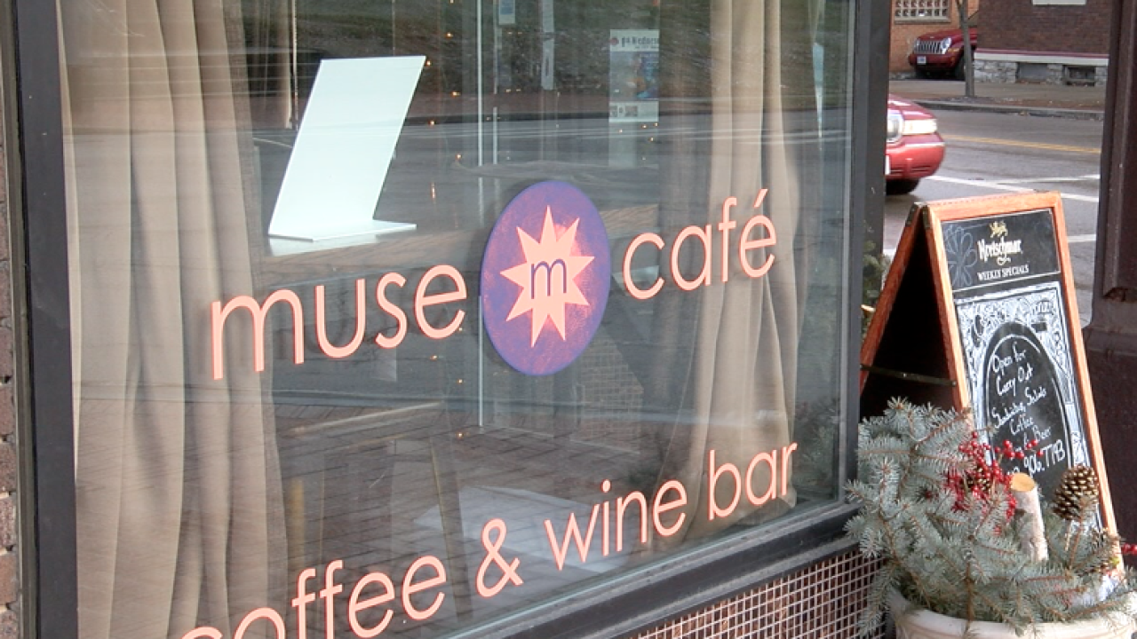 Muse Cafe Coffee and Wine Bar Westwood