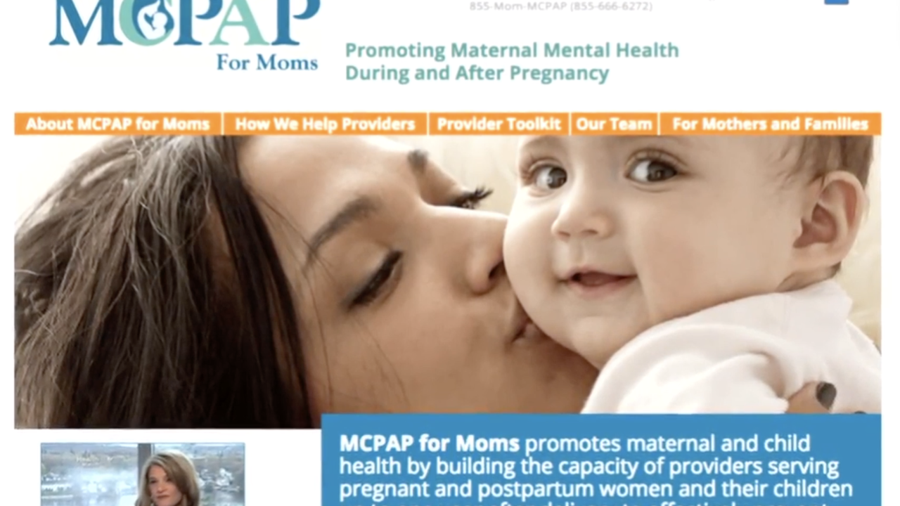 Program aims to train OB-GYNs to spot signs of depression in moms