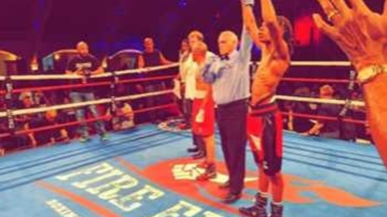 Fort Myers teen boxer knocks out opponent