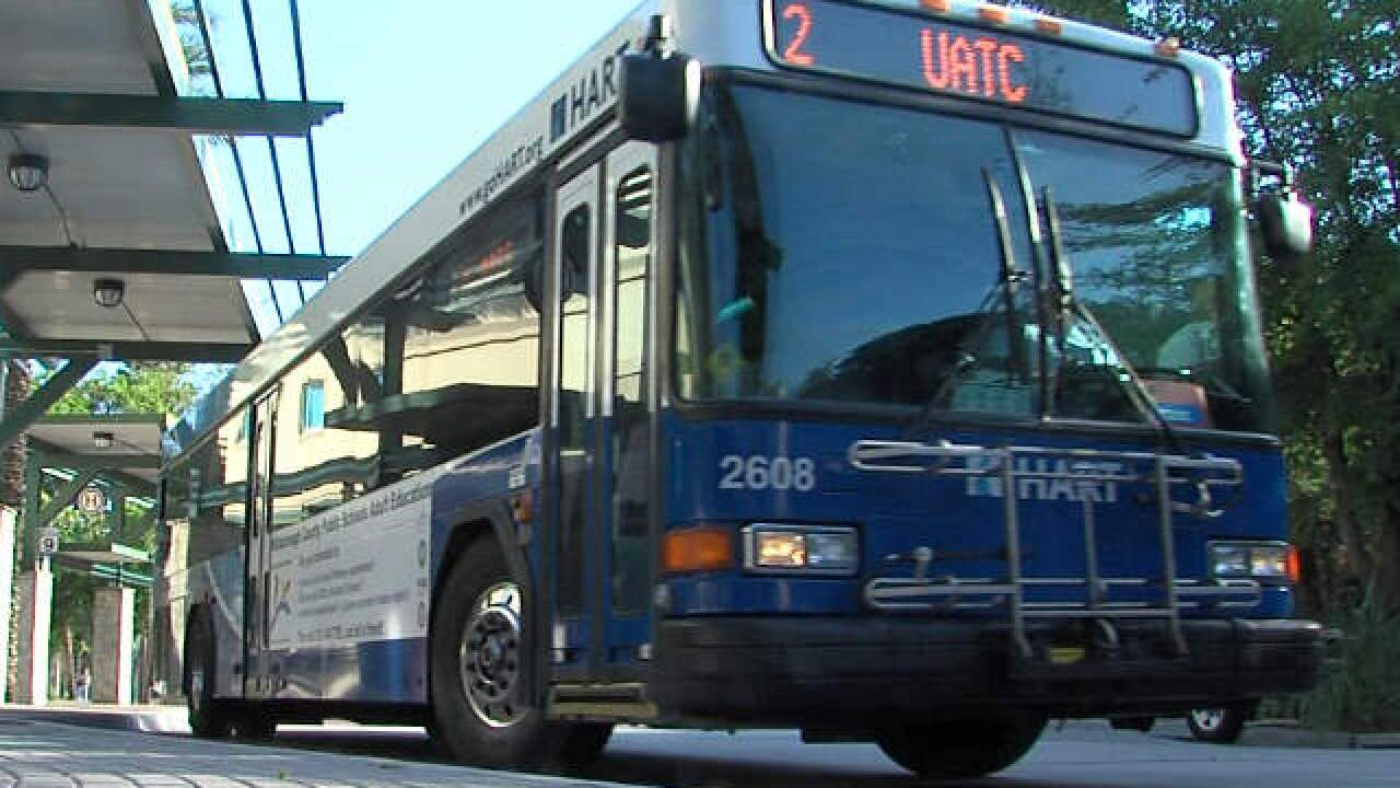 Major schedule shake-up for HART bus routes