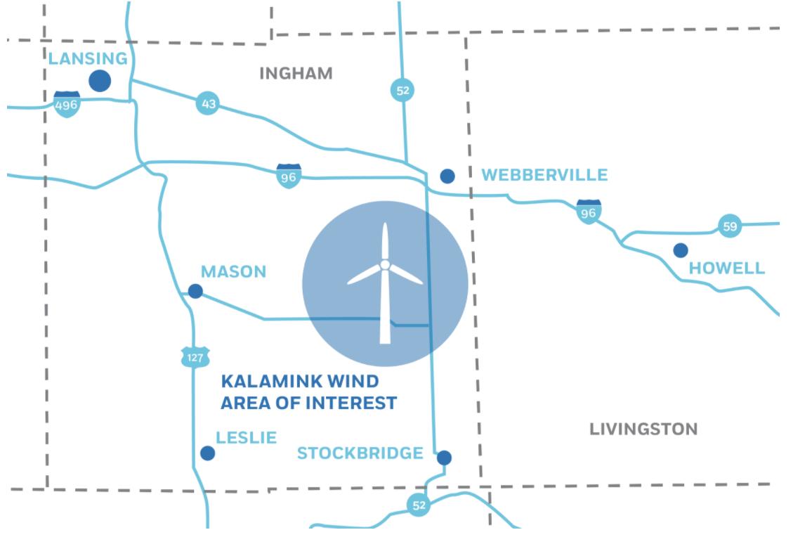 Kalamink Wind Project