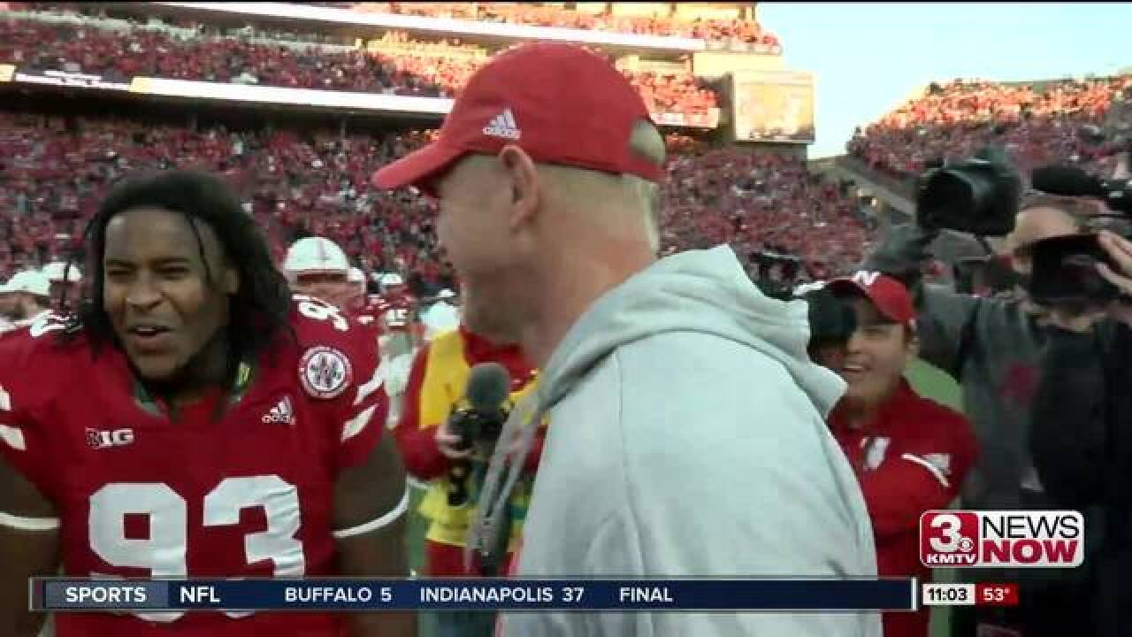 Frost believes Huskers are better than 1-6 team