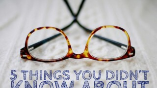 5 Things You Didn't Know About Finding the Right Glasses for Your Kids