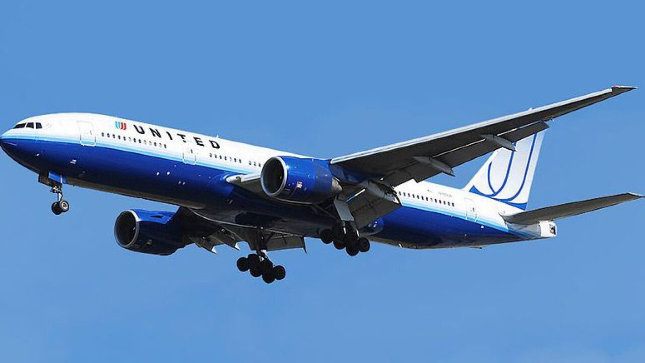 Ground stop lifted for United Airlines flights