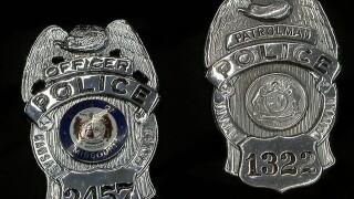 KCPD badge