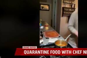 Quarantine Chef