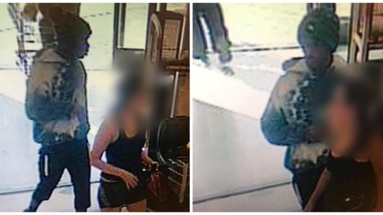 Sexual predator tackles Las Vegas woman at park