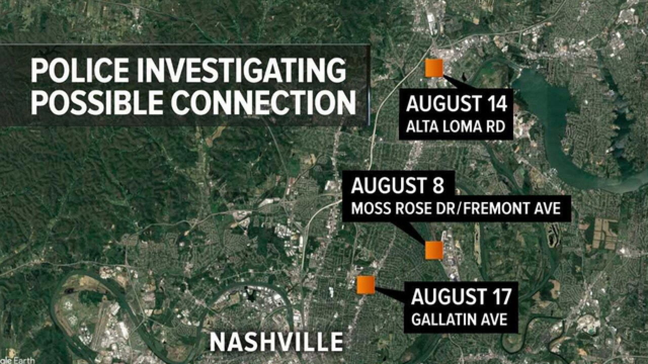 Nashville shooting spree: Police pursing leads