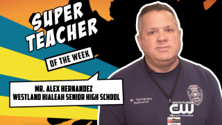 Super Teacher: AlexanderHernandez