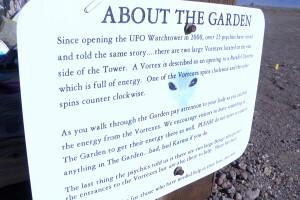 Watchtower Garden