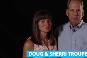 Distracted driving: Doug and Sherri Troupe's story
