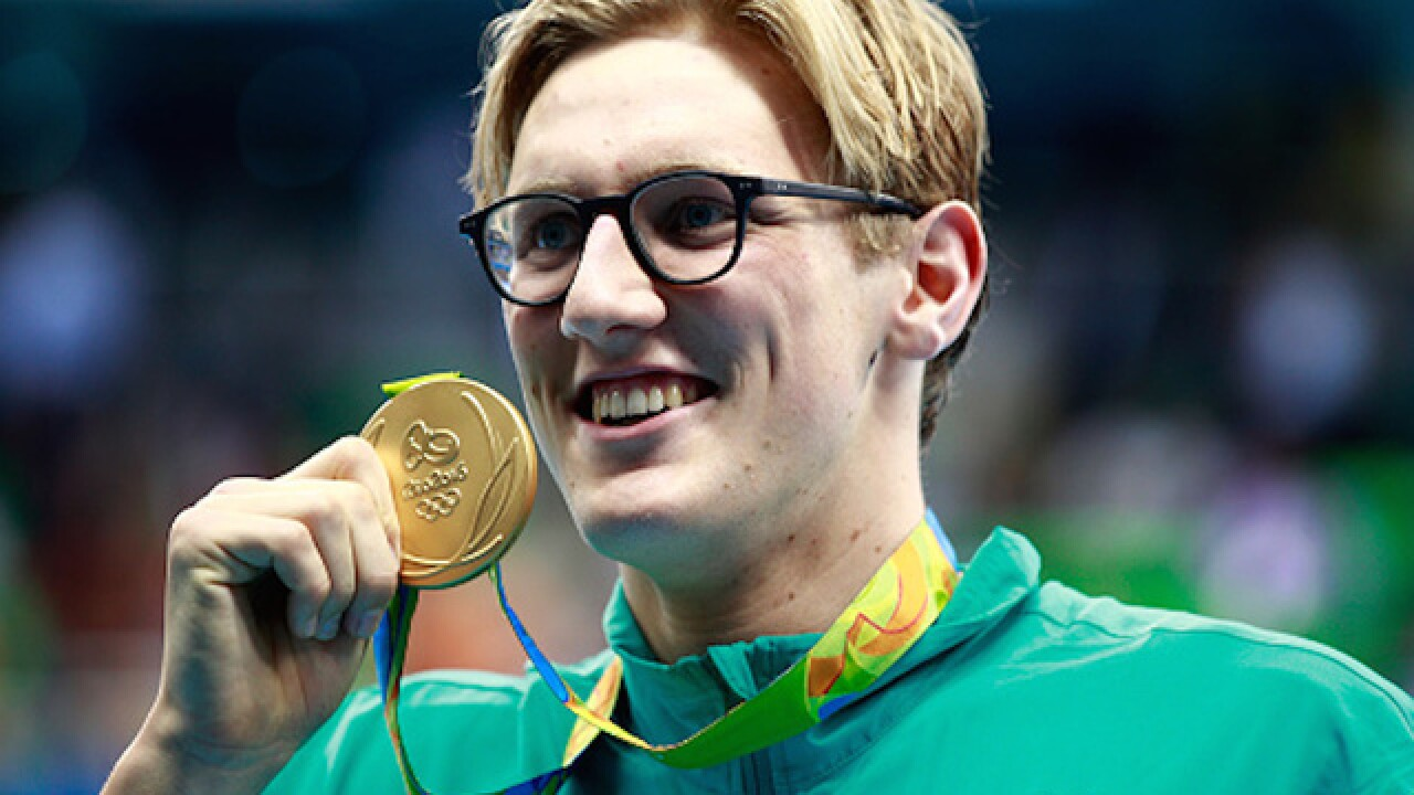 TV viewer may have saved gold medalist's life