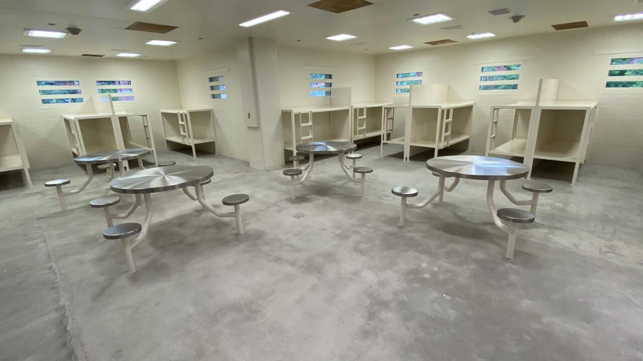 Lewis & Clark County showcases jail renovation