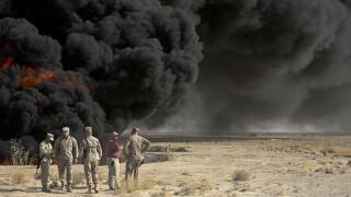 Burn pits in Iraq