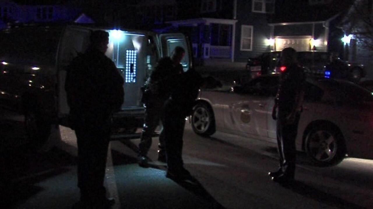 Same suspects break-in same house twice