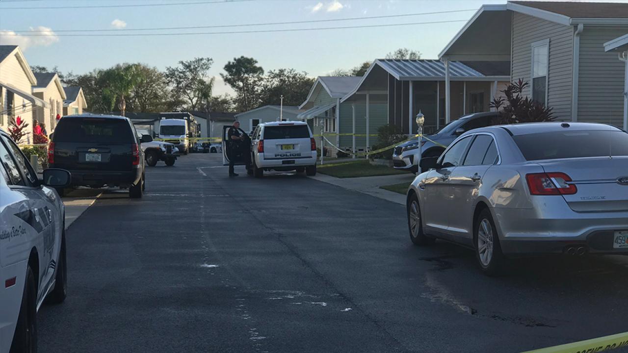 Tarpon Springs death investigation