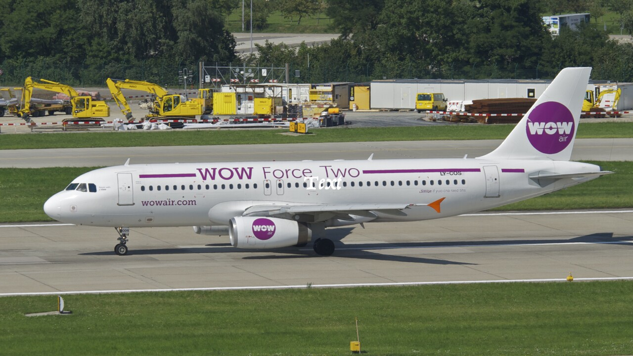 Wow Air shuts down, cancels flights