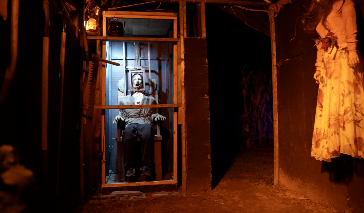 Scenes from the Trail of Terror