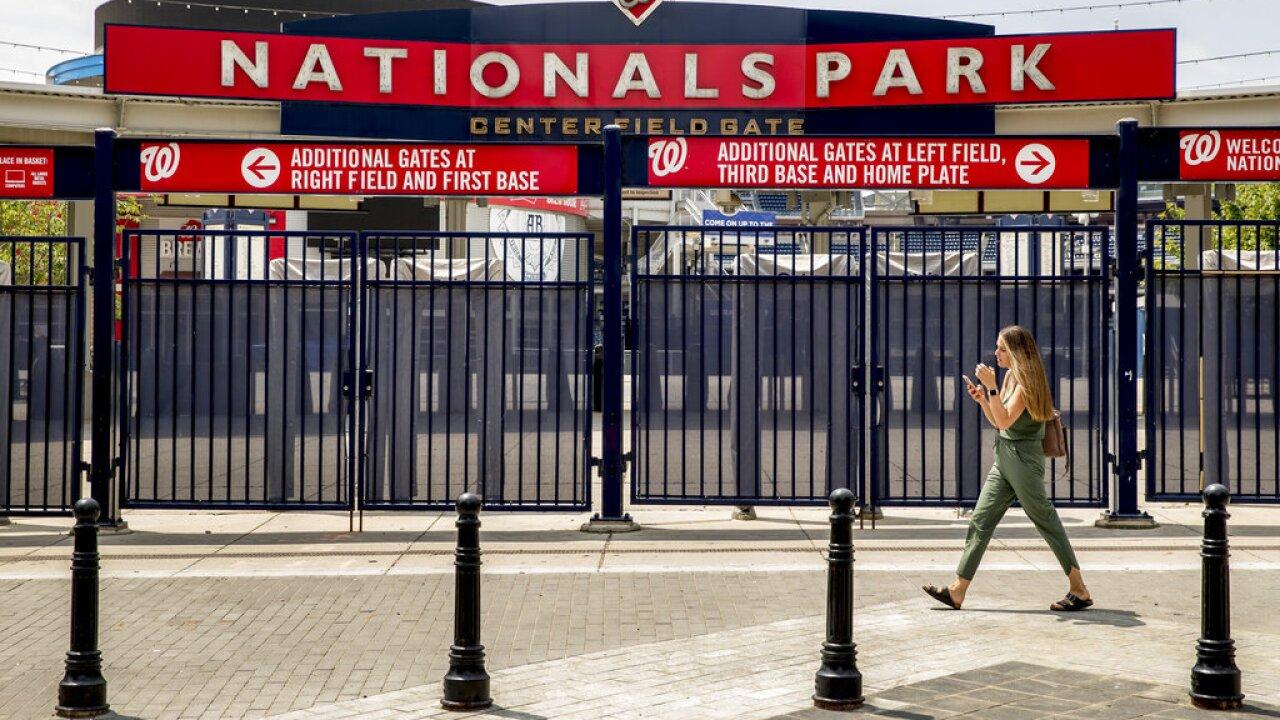 Nationals Baseball Stadium