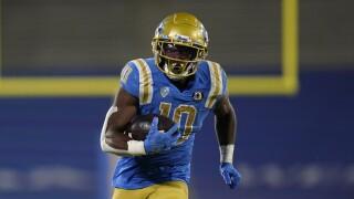 USC UCLA Football - Demetric Felton