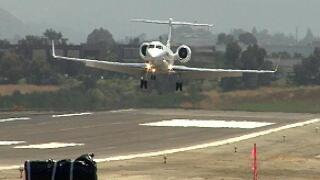 San Diego County Supervisors approve runway extension at McClellan-Palomar Airport