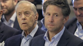 Fred Wilpon and Jeff Wilpon