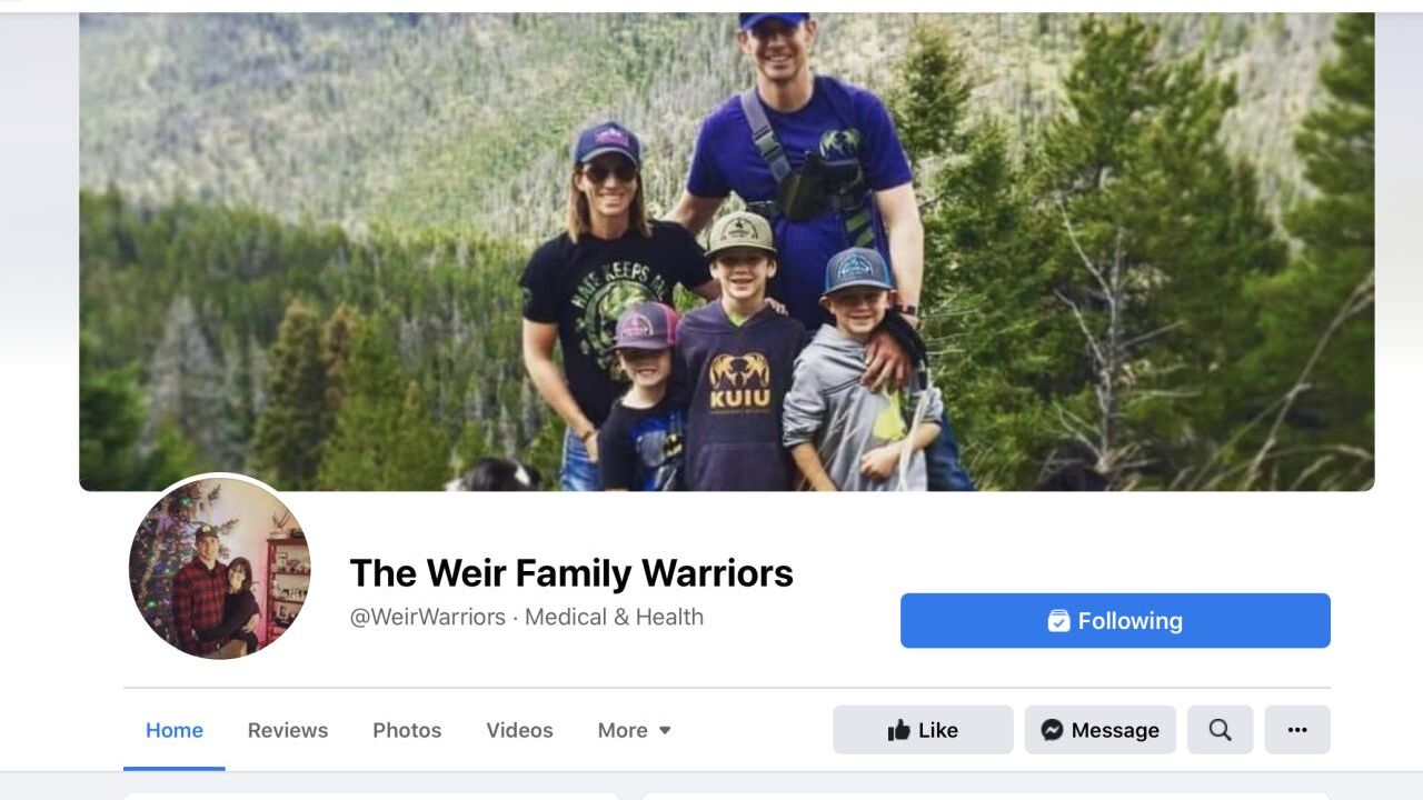 Community rallies to help the Weir family after deadly crash