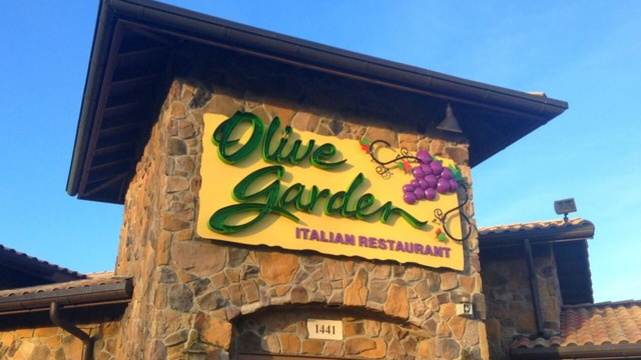 Olive Garden Pasta Pass promotion going live soon