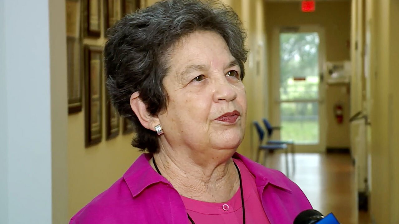 U.S. Rep. Lois Frankel speaks on Palm Beach County's use of the American Rescue Plan money