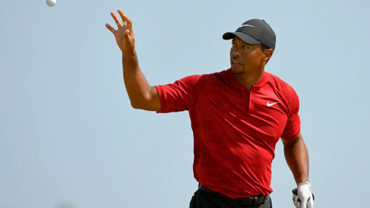 Column: This version of Tiger Woods seems like a nostalgia act