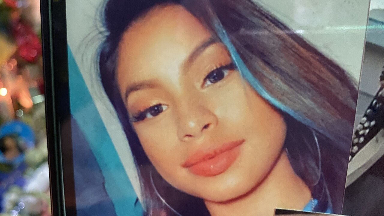 These are photos of Nelly Amaya-Ramirez, 16. She was killed by a suspected DUI driver on Aug. 3, 2020