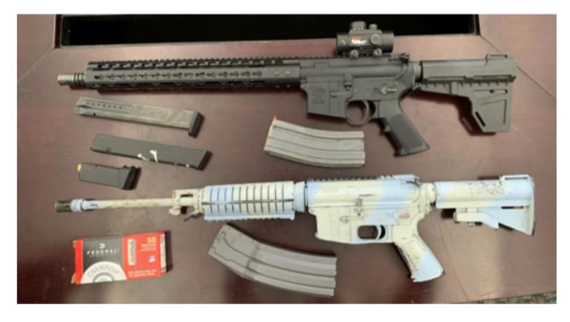 CPD gun seizures