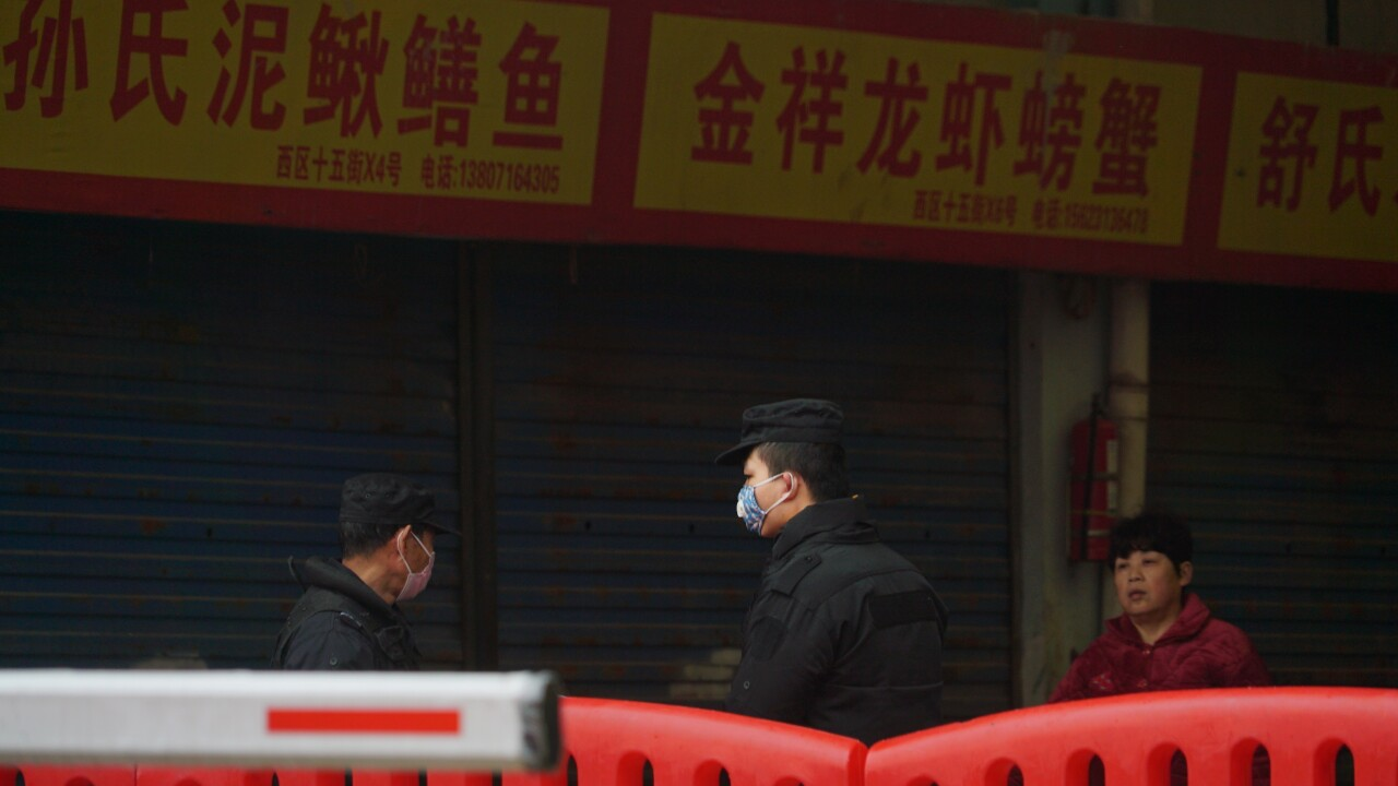 In early days of coronavirus outbreak, China reportedly detained journalists spreading information