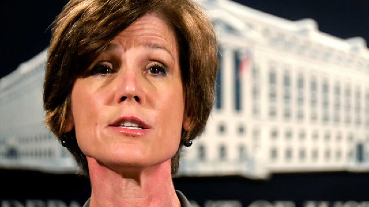 Spotlight on Attorney General Sally Yates testimony, travel ban appeals court hearing